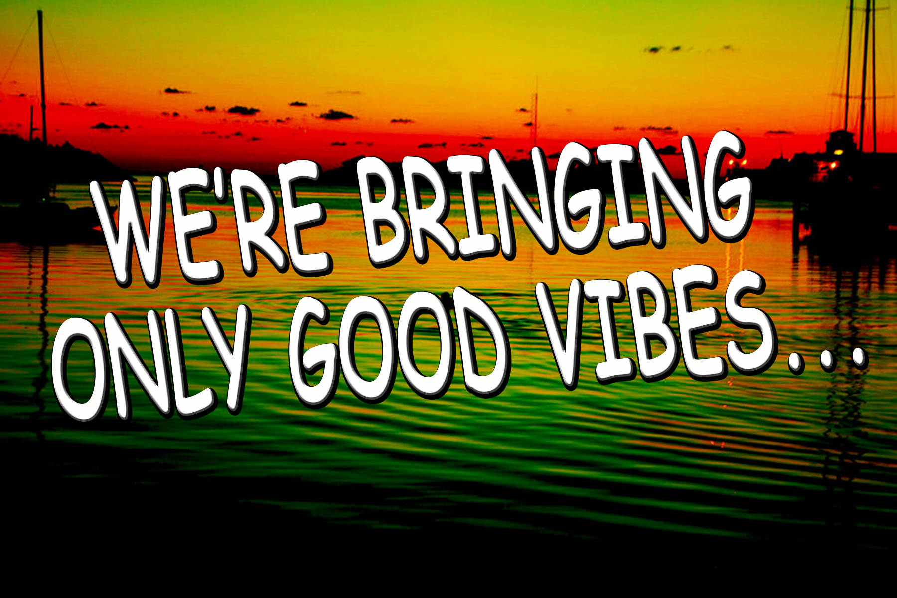 Welcome to the new GoodVibesRadio Online Radio Station! GoodVibesRadio.net is owned and operated by TRU.Entertainment. We will be streaming the best of all different types of Reggae and Reggae influenced music and artist!!! Artist like Bob Marley on down to Sublime and everything in between. We are always open to music suggestions and request!!! Please do not be shy! We need to know what you want and like to hear to get you feeling the Good Vibes!!! Please share our page and station with all your friends and family!!! Bless up!