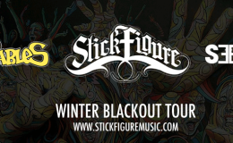 THE EXPENDABLES w/ STICK FIGURE & SEEDLESS – LIVE AT THE HOUSE OF BLUES HOUSTON 2/28/14