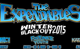 The Expendables Winter Blackout Tour w/ Ballyhoo! , Fortunate Youth, & Katastro