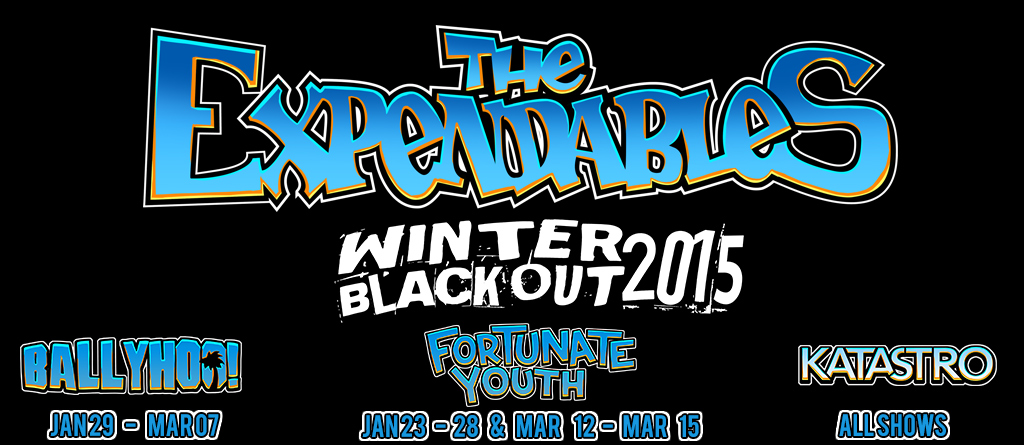 Winter Blackout Tour 2015