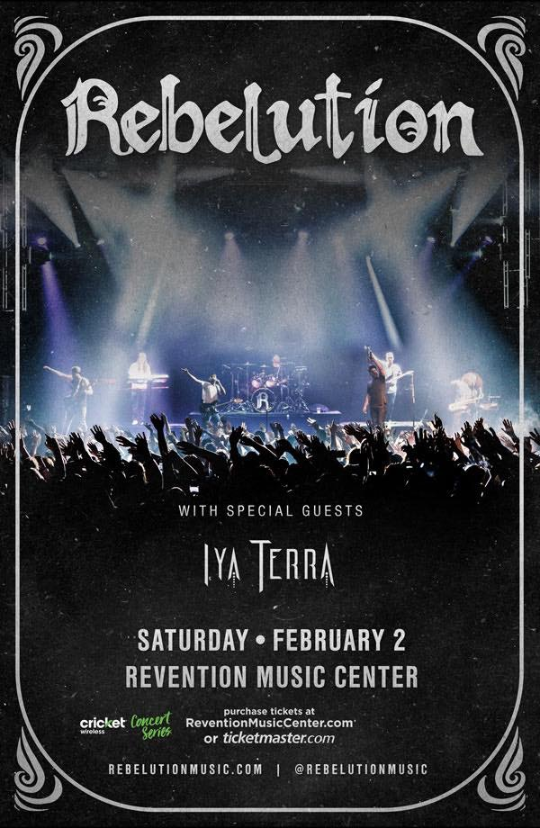 Rebelution @ House of blues Feb 2019